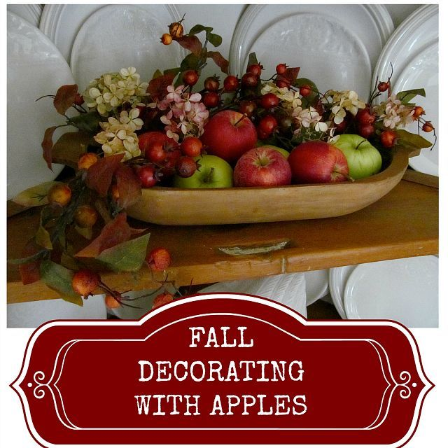 Best 25 apple decorations ideas on pinterest fall party for Apple decoration ideas