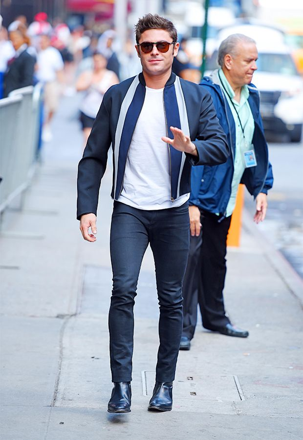 The Best Dressed Men of the Week: 08.21.2015: The Daily Details: Blog
