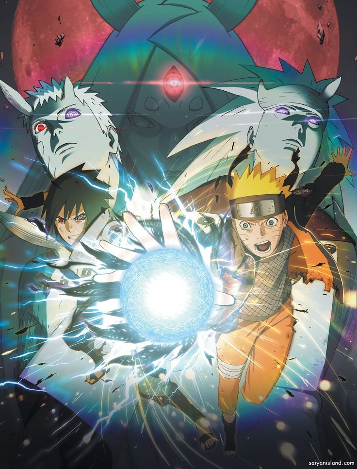 Naruto Sippuden Ultimate Ninja 4
