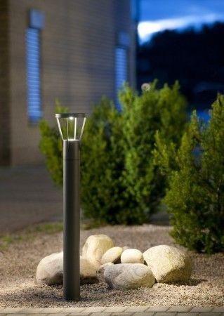 Stort utvalg av pullert lys og pullert utelamper: https://www.lunelamper.no/butikk/lamper/utebelysning-utelamper/pullert-stolpelamper-ute-1