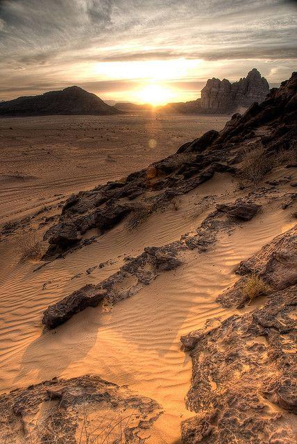 Photoshopping not really needed here. Wadi Rum, Jordan by Thomas Bucher   Flickr - Photo Sharing!