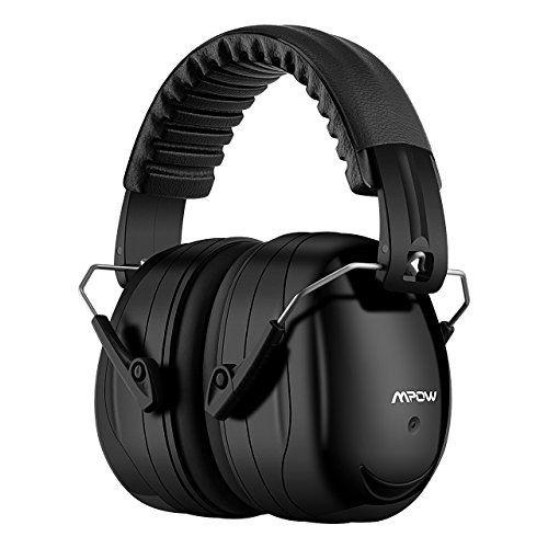 Ear Protection Hearing Muffs Shooting Noise Gun Range Safety Earmuffs Headphones