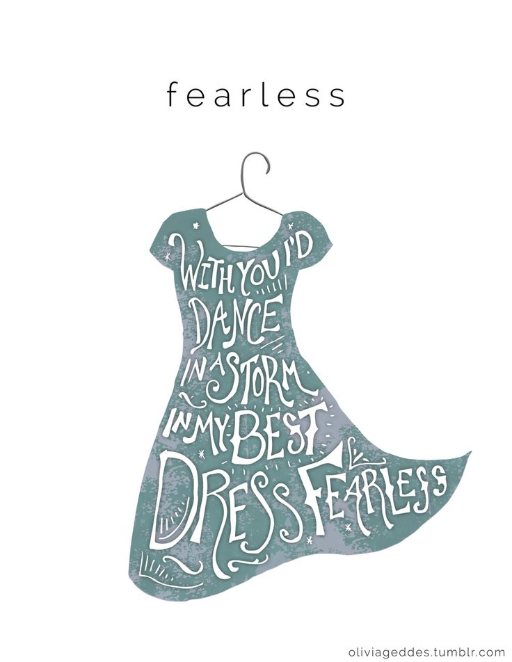 Fearless- Taylor Swift