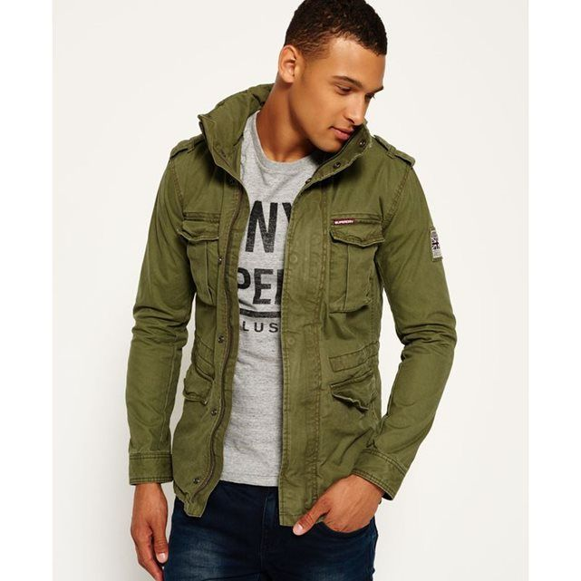 Veste de randonnée Rookie Heavy Weather Superdry