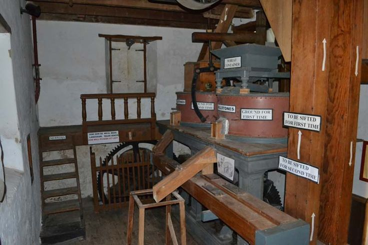 Genadendal Watermill, a step back in time