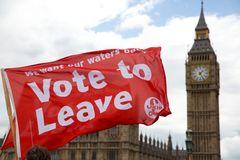 Overzicht van oorzaken en gevolgen van de Brexit.