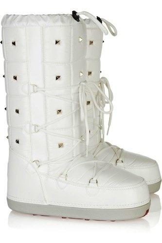 Llega la moda en botas après ski