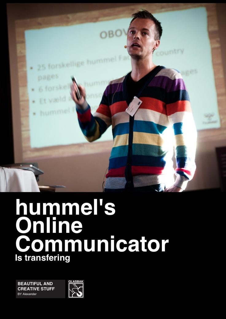 hummel's online communicator is transfering