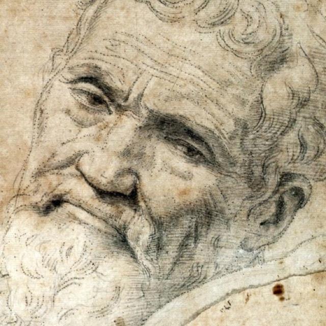 Michelangelo-Self-Portrait