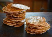 Japanese Furikake Rice Crackers Recipe