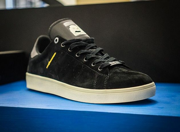 #TheHundreds x #adidas Skateboarding Stan Smith Vulc #sneakers