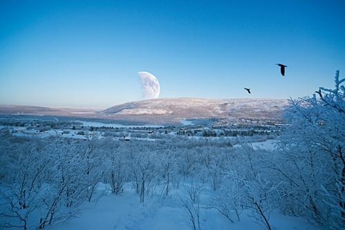 Utsjoki Finland  photo by Marko Asunmaa