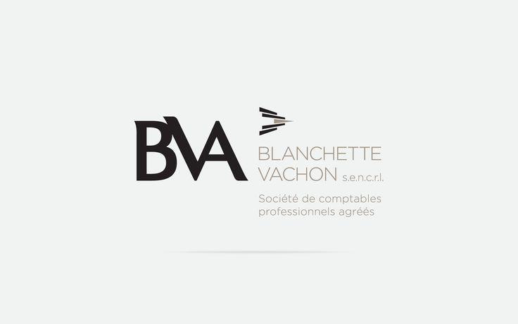 Blanchette Vachon | Identité corporative | Team Marketing • Web • Design