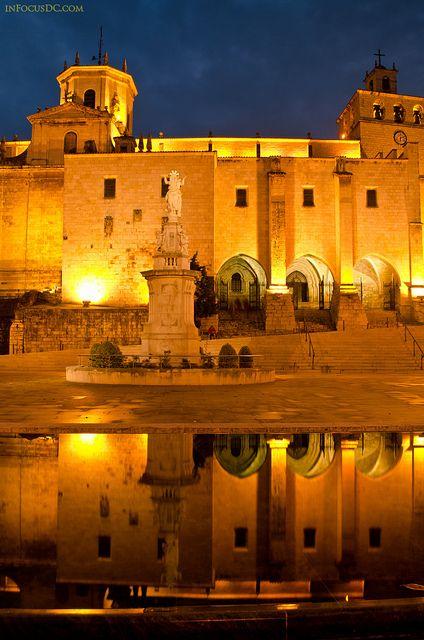 Santander Cathedral by David Crespo Nieto, via Flickr