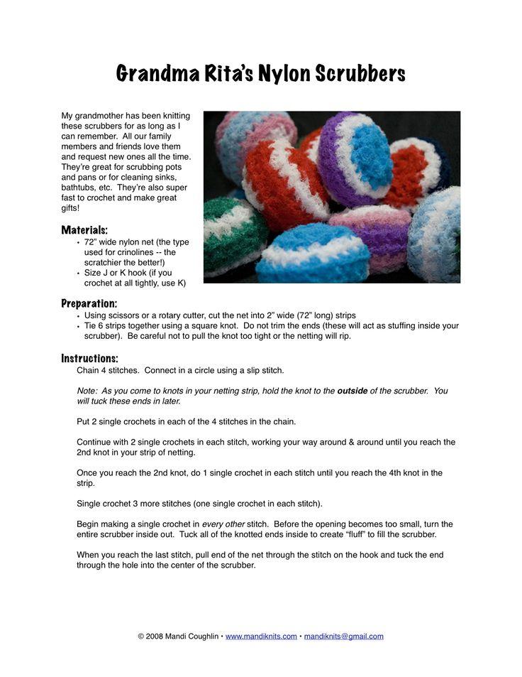 crochet instructions for beginners left handed