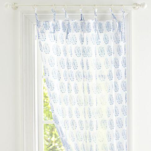 Paisley Block Sheer, 84'', Periwinkle: Curtains 32, Sheer 15 99, Sheer Potterybarnteen, Petite Paisley, Blocks Sheer, Shower Curtains, Paisley Sheer, Products, Paisley Blocks