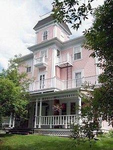 The Old Mansion House, Magog, Quebec