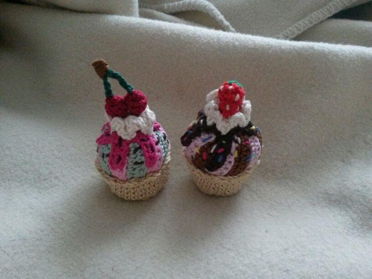 Eliza Reichel, Crochet Food