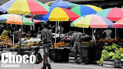 Mercados de Colores