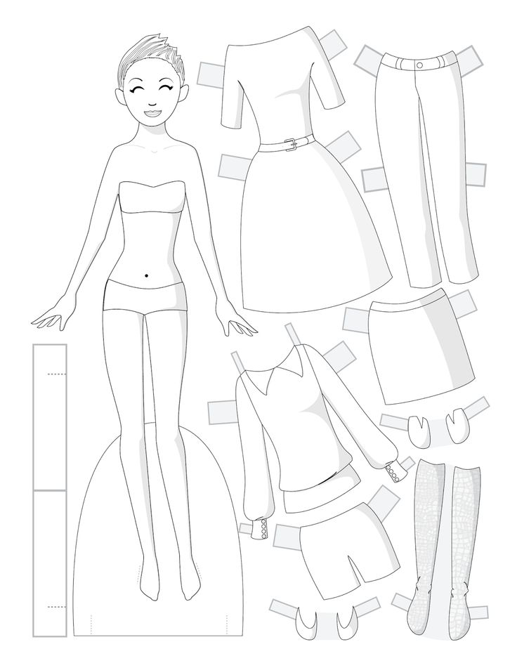 The 25+ best Paper doll template ideas on Pinterest