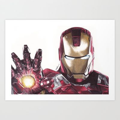 IRON MAN Free Worldwide Shipping Available
