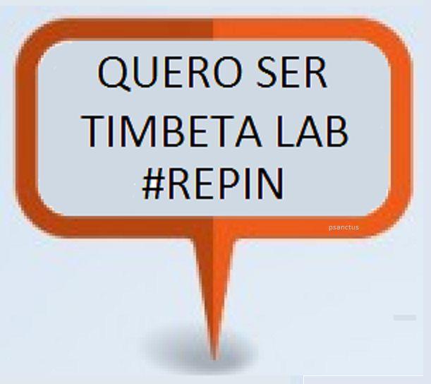 TIMBETA LAB #REPIN