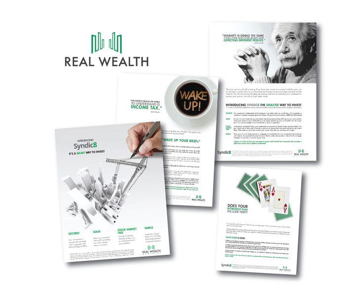 Real Wealth Campaign Design