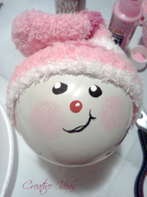 Inspiration From Alicia ~ Christmas Ornaments
