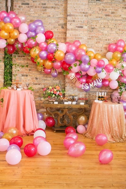 Fun Bridal Shower Ideas