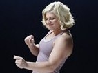 KAYLA HARRISON from Middletown  OLYMPIC bound with TEAM USA JUDO-
