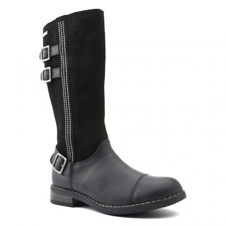 Aqua Gemstones, Black Leather Girls Zip-up Boots - Girls Boots - Girls Shoes http://www.startriteshoes.com/girls-shoes/boots/aqua-gemstones-black-girls-zip-boots