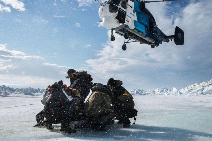 Nic takového tu nebylo 20 let. Arktická expedice Kara-zima 2015