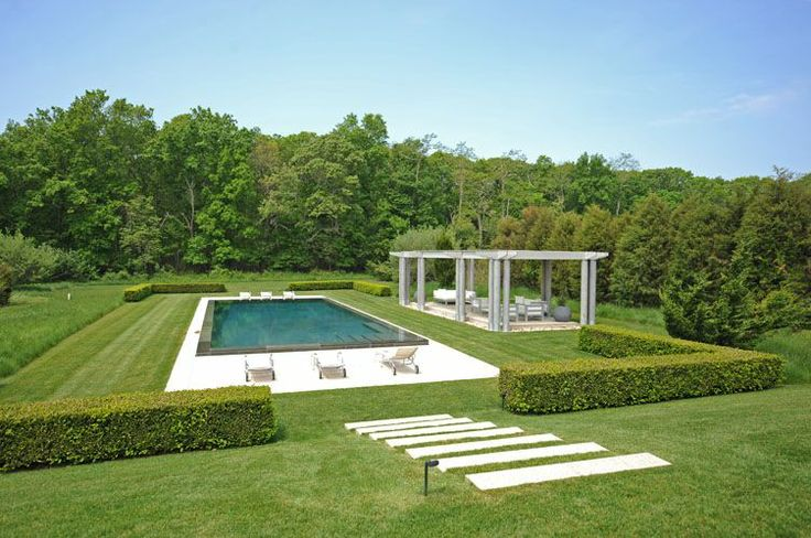 15 best images about pools on pinterest gardens trees and toms - Cozy outdoor living spaces connecting mother nature ...