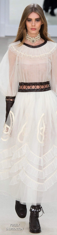 Chanel FW2016 Women's Fashion RTW   Purely Inspiration