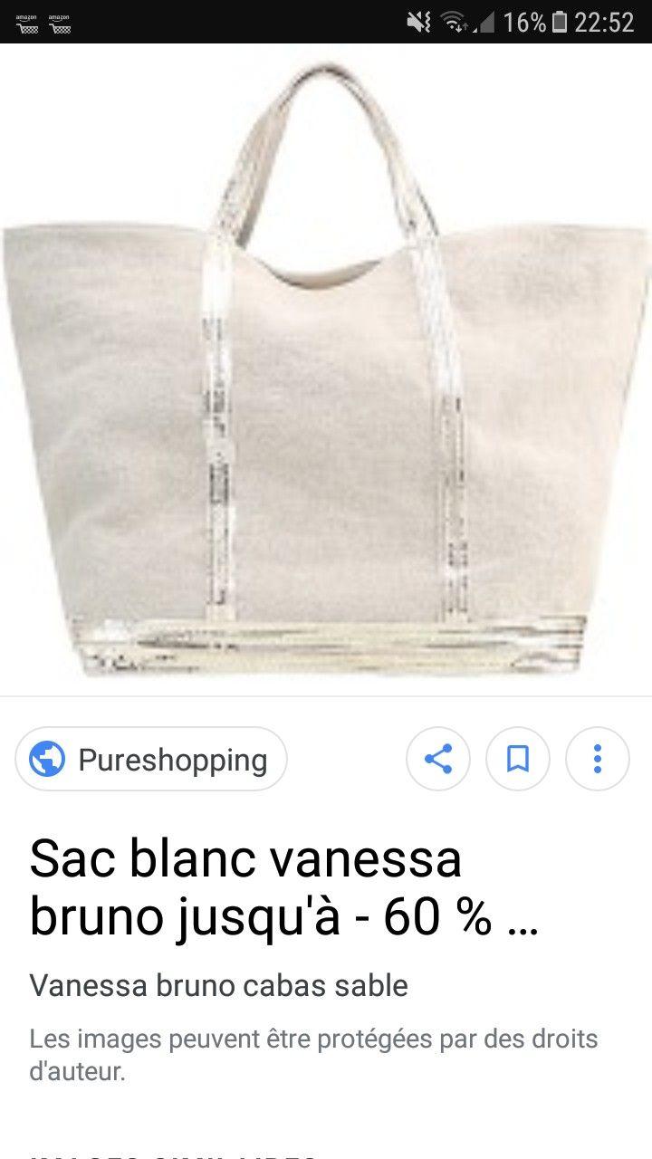 Epingle Par Sudre Sur Couture Sac Sac Cabat Sac Blanc Sac