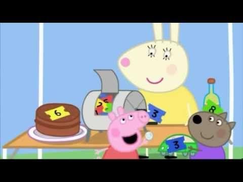 Peppa Pig Español Latino Temporada 1 Capitulo 6 - YouTube