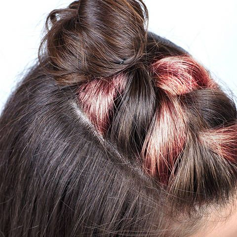 Best 25 temporary hair color ideas on pinterest blonde for Can you dye roses