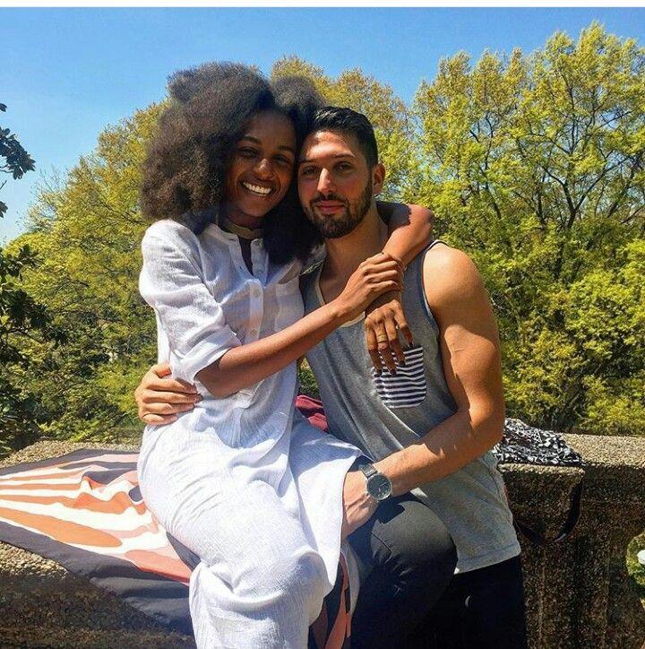 Saras black women interracial romance, naked on a treadmill