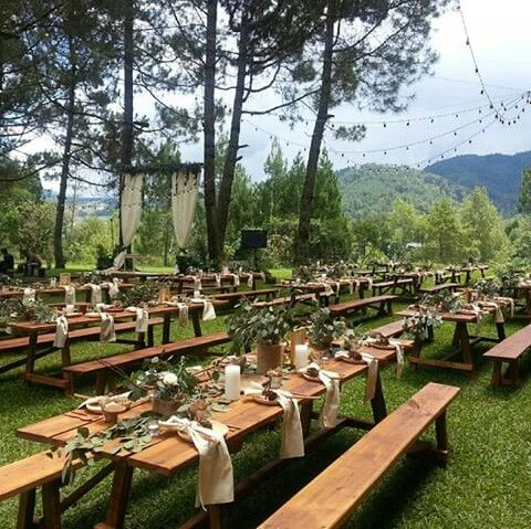 wedding venue for the guest #andieippewedding