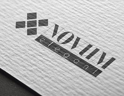 Novum Elegant Logo proposal http://be.net/gallery/35458587/Novum-Elegant-Logo