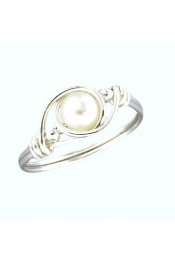 pearl ring tute
