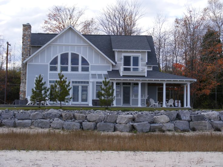 1000 images about modular home cottages lakeside living for Cottage builders in michigan