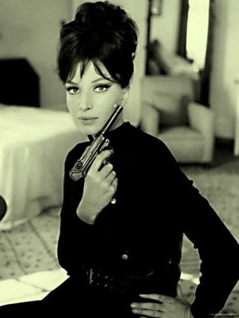Modesty Blaise(Joseph Losey)1966