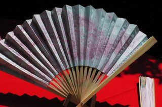 How to Make a Fabric Hand Fan (6 Steps) | eHow
