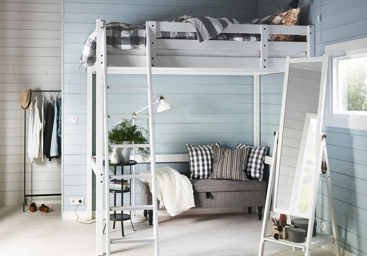 17 best ideas about lit mezzanine ikea on pinterest lit sur lev ikea ikea hacks bed and. Black Bedroom Furniture Sets. Home Design Ideas