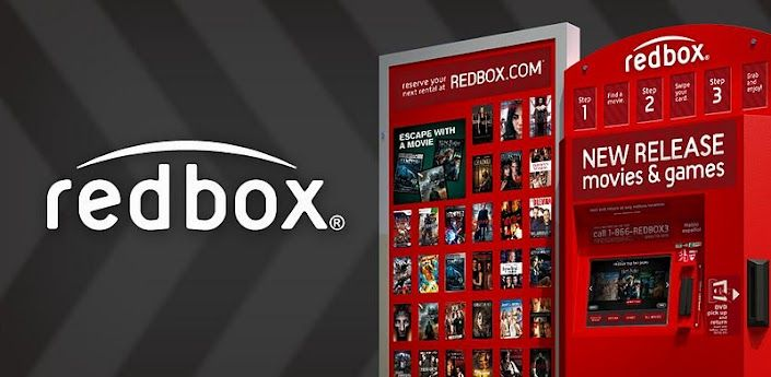 Redbox FREE One Night DVD Rental at Kiosk or online