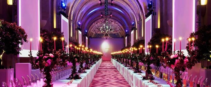 Magnifique  Wedding  Pinterest  Receptions