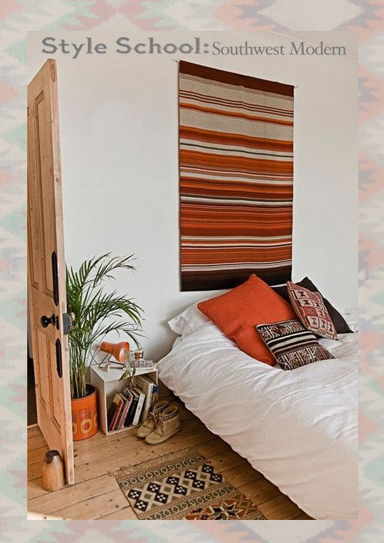southwestern style decorating ideas   Style School: Southwestern Decor - Lighting & Interior Design Ideas ...