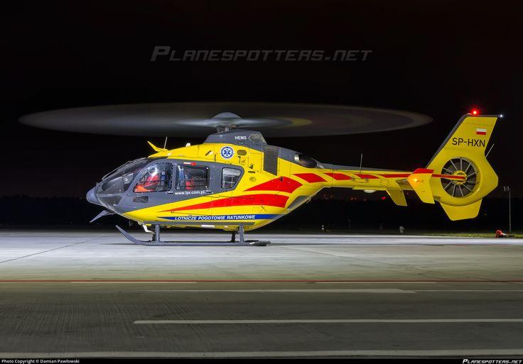 SP-HXN LPR Polish Medical Air Rescue Eurocopter EC135 P2+ (EC135 P2i)