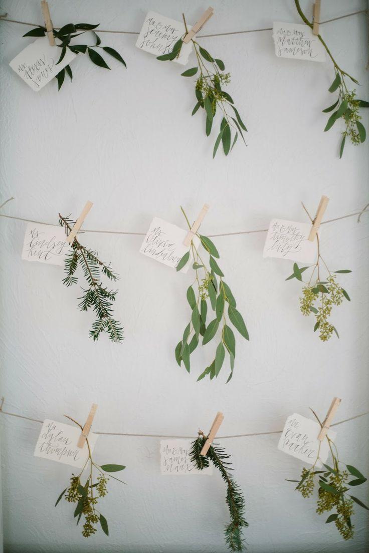 #herb #wedding #escort #cards